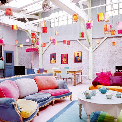 Marvelous The Color In The Photo Below, Youu0027ll Find Colorful Home Decor Ideas And  Example. I Hope You Enjoy These Decorations You Also Like Me.