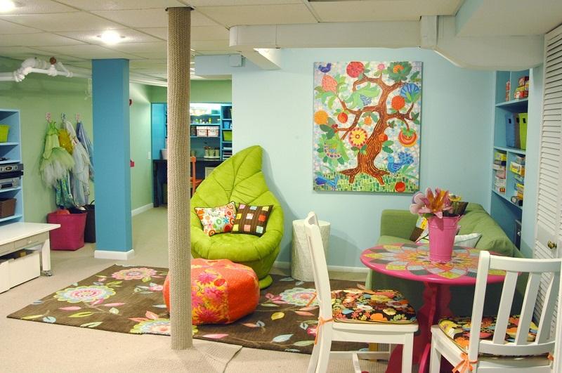 Fabulous Kids Basement Playroom Ideas 800 x 531 · 173 kB · jpeg